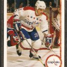WASHINGTON CAPITALS MIKHAIL TATARINOV ROOKIE CARD RC 1990 UPPER DECK # 401