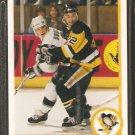 PITTSBURGH PENGUINS PAUL STANTON ROOKIE CARD RC 1990 UPPER DECK # 404