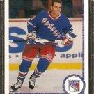 NEW YORK RANGERS RAY SHEPPARD 1990 UPPER DECK # 420