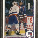 NEW YORK RANGERS MARK HARDY 1990 UPPER DECK # 416