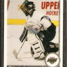 LOS ANGELES KINGS DANIEL BERTHIAUME 1990 UPPER DECK # 412