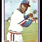 TEXAS RANGERS DAVE MAY 1978 TOPPS # 362 VG/EX