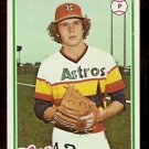 HOUSTON ASTROS MARK LEMONGELLO 1978 TOPPS # 358 EX/EM