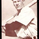 BOSTON RED SOX BILLY GOODMAN BATTING POSE 1947 – 1966 EXHIBIT SUPPLY CARD