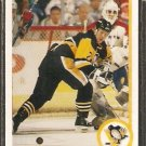 PITTSBURGH PENGUINS JOE MULLEN 1990 UPPER DECK # 423