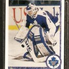 TORONTO MAPLE LEAFS PETER ING ROOKIE CARD RC 1990 UPPER DECK # 432