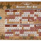 BOSTON RED SOX 2006 MAGNETIC SCHEDULE DOMINO'S PIZZA