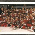 WORLD JUNIOR CHAMPIONS TEAM CANADA 1990 UPPER DECK # 451