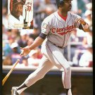 DETROIT TIGERS TY COBB CLEVELAND INDIANS EDDIE MURRAY 1995 PINUP PHOTOS