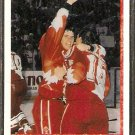 TEAM CANADA JOHN SLANEY ROOKIE CARD RC 1990 UPPER DECK # 457