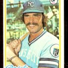 KANSAS CITY ROYALS JOE ZDEB 1978 TOPPS # 408 EX MT