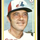 MONTREAL EXPOS DAROLD KNOWLES 1978 TOPPS # 414 EX