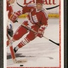 TEAM CANADA DAVID HARLOCK ROOKIE CARD RC 1990 UPPER DECK #470