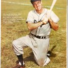 BROOKLYN DODGERS DUKE SNIDER PINUP PHOTO