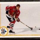 CHICAGO BLACKHAWKS STEVE LARMER 1990 UPPER DECK # 499