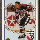 CHICAGO BLACKHAWKS PIT MARTIN 1990 UPPER DECK # 513