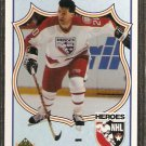 PHILADELPHIA FLYERS JIMMY WATSON 1990 UPPER DECK # 514