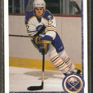 BUFFALO SABRES ROB RAY ROOKIE CARD RC 1990 UPPER DECK # 516