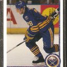 BUFFALO SABRES DONALD AUDETTE ROOKIE CARD RC 1990 UPPER DECK # 519