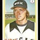 CHICAGO WHITE SOX KEN KRAVEC 1978 TOPPS # 439 VG