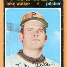 PITTSBURGH PIRATES LUKE WALKER 1971 TOPPS # 534 fair