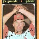WASHINGTON SENATORS JOE GRZENDA 1971 TOPPS # 518 EX