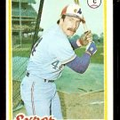 MONTREAL EXPOS TIM BLACKWELL 1978 TOPPS # 449 VG+/EX