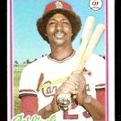 ST LOUIS CARDINALS JERRY MUMPHREY 1978 TOPPS # 452 NR MT