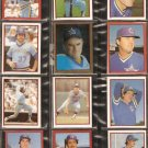 1981-83 SEATTLE MARINERS 20 DIFF TOPPS STICKERS CRUZ GAYLORD PERRY ZISK BOCHTE CAUDILL BURROUGHS +++