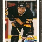 VANCOUVER CANUCKS GARRY VALK ROOKIE CARD RC 1990 UPPER DECK # 530