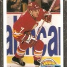 CALGARY FLAMES TIM SWEENEY ROOKIE CARD RC 1990 UPPER DECK # 531