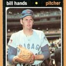 CHICAGO CUBS BILL HANDS 1971 TOPPS # 670 G/VG