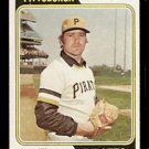 PITTSBURGH PIRATES JIM ROOKER 1974 TOPPS # 402