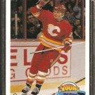 CALGARY FLAMES STEPHANE MATTEAU ROOKIE CARD RC 1990 UPPER DECK # 535