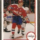 WASHINGTON CAPITALS AL IAFRATE 1990 UPPER DECK # 539