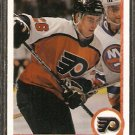 PHILADELPHIA FLYERS MARTIN HOSTAK ROOKIE CARD RC 1990 UPPER DECK # 542