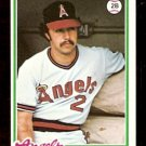 CALIFORNIA ANGELS JERRY REMY 1978 TOPPS # 478 NM