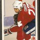 SHAYNE CORSON TEAM CANADA 1991 UPPER DECK # 505