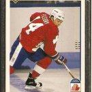 THEOREN FLEURY TEAM CANADA 1991 UPPER DECK # 506