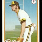 SAN DIEGO PADRES DAN SPILLNER 1978 TOPPS # 488 EX