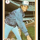TORONTO BLUE JAYS JIM CLANCY 1978 TOPPS # 496 EX MT