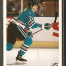 SAN JOSE SHARKS ED COURTENAU ROOKIE CARD RC 1991 UPPER DECK # 517