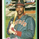 CALIFORNIA ANGELS IKE HAMPTON 1978 TOPPS # 503 NM OC