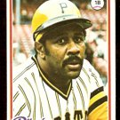 PITTSBURGH PIRATES WILLIE STARGELL 1978 TOPPS # 510 EM/NM