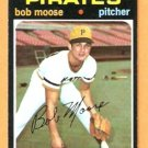 PITTSBURGH PIRATES BOB MOOSE 1971 TOPPS # 690 NM