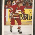 CALGARY FLAMES CAREY WILSON 1991 UPPER DECK # 538