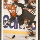 PHILADELPHIA FLYERS ROD BRIND' AMOUR 1991 UPPER DECK # 547