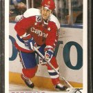 WASHINGTON CAPITALS RANDY BURRIDGE 1991 UPPER DECK # 567