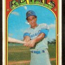 KANSAS CITY ROYALS AMOS OTIS 1972 TOPPS # 10 fair