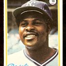 KANSAS CITY ROYALS JOHN MAYBERRY 1978 TOPPS # 550 EX